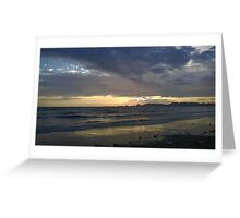 Adriatic Sea Greeting Card