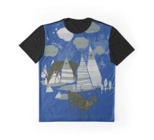 magic mountains Graphic T-Shirt