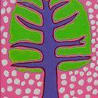 Candy Tree  by carol selchert