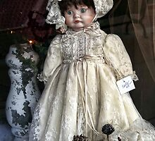 All I Want for Christmas is that Dolly in the Window by vigor