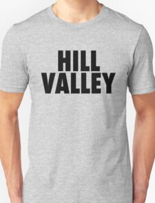 Hill Valley - Back To The Future Unisex T-Shirt