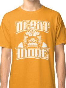 Beast Mode Gym Fitness Sports Classic T-Shirt