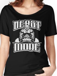 Beast Mode Gym Fitness Sports Women's Relaxed Fit T-Shirt