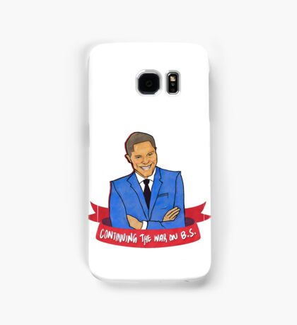 Trevor Noah Strikes Back Samsung Galaxy Case/Skin