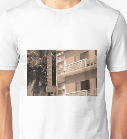 Miami South Beach - Art Deco Unisex T-Shirt