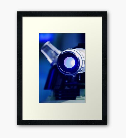 Dalek ! Framed Print