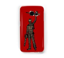 Army Of Darkness Ash Quotes Samsung Galaxy Case/Skin