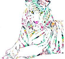 Lilly Pulitzer Tiger by sholsbeke