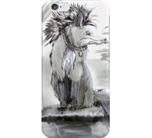 Foxy Punk iPhone Case/Skin