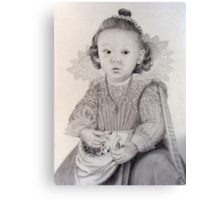 Lady Adora Canvas Print