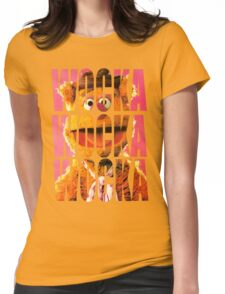 Fozzie Wocka Womens Fitted T-Shirt