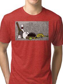 SPORT EQUIPMENT Tri-blend T-Shirt