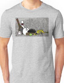 SPORT EQUIPMENT Unisex T-Shirt