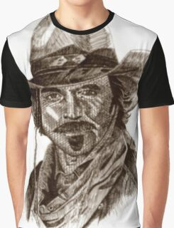 Tom Selleck Graphic T-Shirt