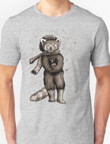 Pumpkin the Red Panda Unisex T-Shirt
