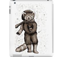 Pumpkin the Red Panda iPad Case/Skin