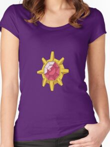 Starmie T Shirt! Women's Fitted Scoop T-Shirt