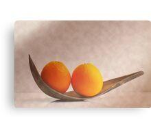 Orangen Canvas Print