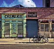 Sunday on Orchard Street by Chris Lord