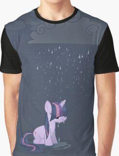Rainy day pony Graphic T-Shirt