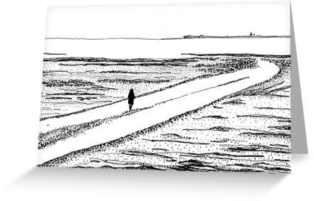 Seaside by Aleksandra Kabakova