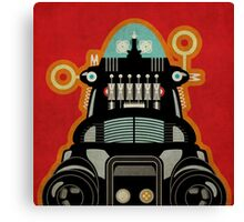 Robbie the Robot from Forbidden Planet Canvas Print