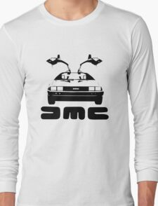 DeLorean DMC Long Sleeve T-Shirt