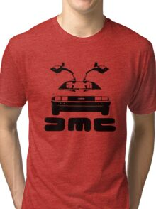 DeLorean DMC Tri-blend T-Shirt