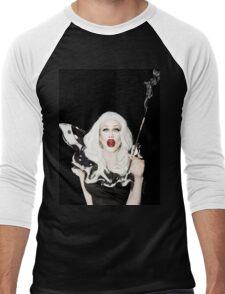 Sharon Needles Men's Baseball ¾ T-Shirt