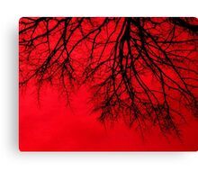Life Blood Canvas Print
