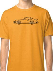 Classic Sports Car Outline Classic T-Shirt