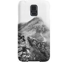 Golm (Alps, Austria) #17 B&W Samsung Galaxy Case/Skin
