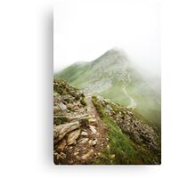 Golm (Alps, Austria) #17 Canvas Print