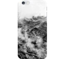 Golm (Alps, Austria) #16 B&W iPhone Case/Skin