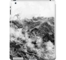 Golm (Alps, Austria) #16 B&W iPad Case/Skin