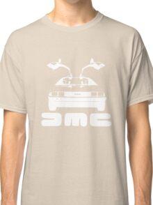 DeLorean DMC NEGATIVE Classic T-Shirt
