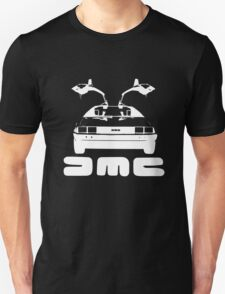 DeLorean DMC NEGATIVE T-Shirt