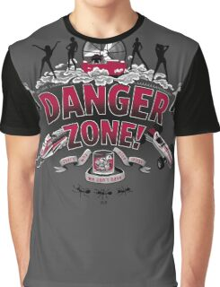 Danger Zone! Graphic T-Shirt