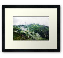 Golm (Alps, Austria) #16 Framed Print