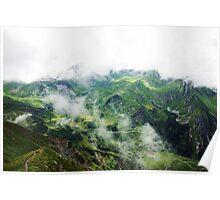 Golm (Alps, Austria) #16 Poster