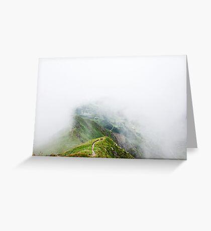 Golm (Alps, Austria) #15 Greeting Card