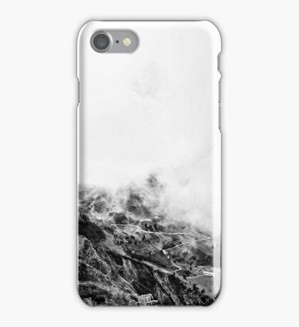 Golm (Alps, Austria) #14 B&W iPhone Case/Skin