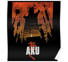 Akaiju Poster
