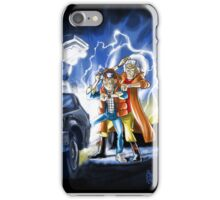 BTTF 2015 Mashup iPhone Case/Skin