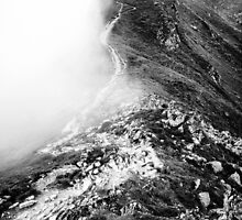Golm (Alps, Austria) #13 B&W by novopics