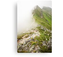 Golm (Alps, Austria) #13 Canvas Print