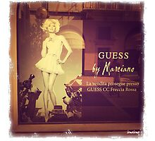 Guess by Marciano Photographic Print