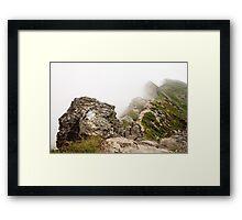 Golm (Alps, Austria) #12 Framed Print