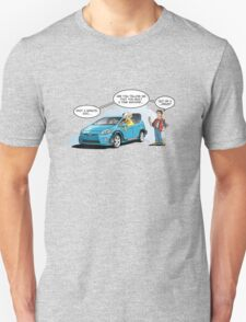 Hybrid to the Future T-Shirt