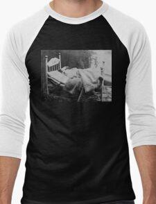 SLEEPING PUPPY Men's Baseball ¾ T-Shirt